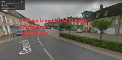 Journée autour de Champlemy @ Champlemy | Champlemy | Bourgogne-Franche-Comté | France